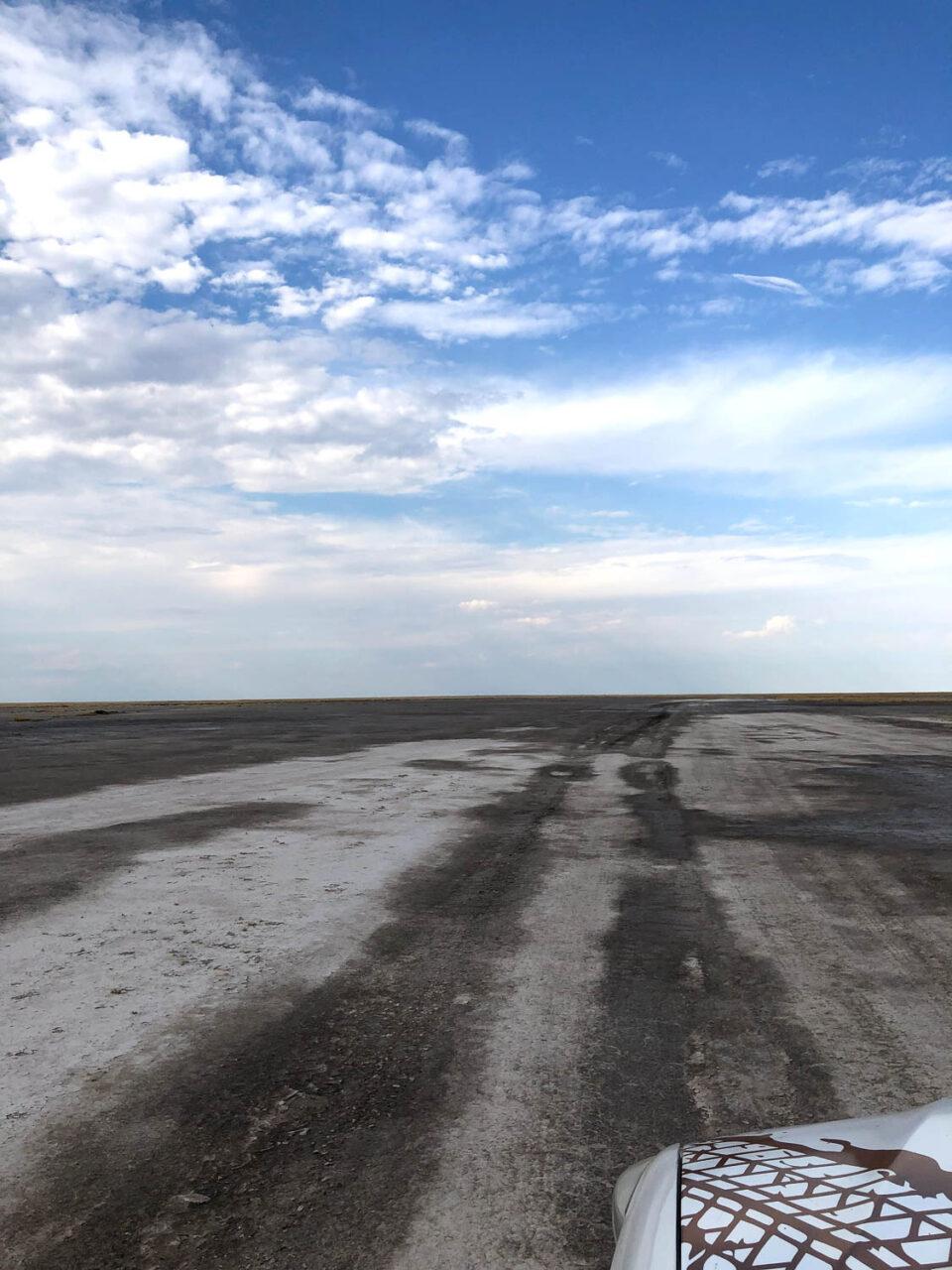 Makgadigadi Salt Pans Botswana
